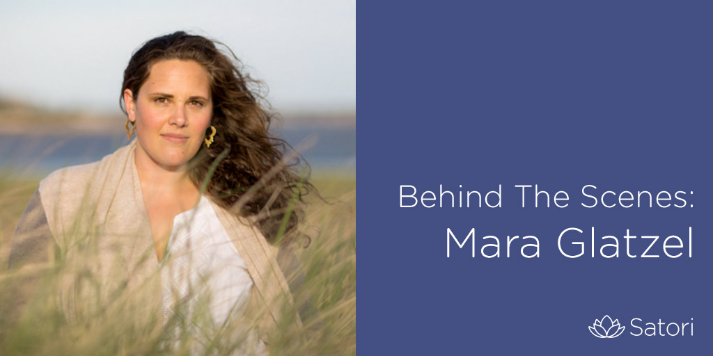 Behind The Scenes: Mara Glatzel
