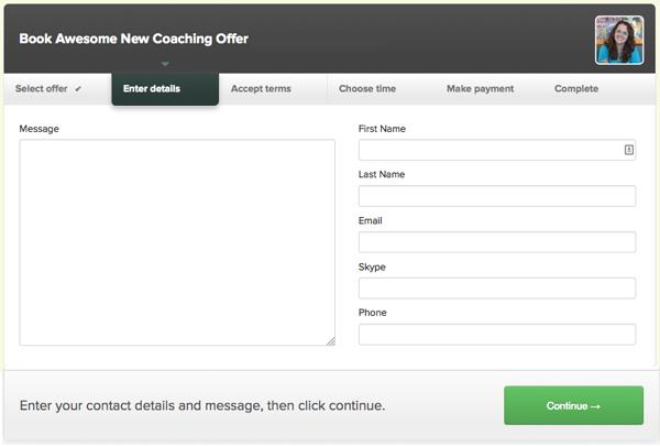 Step 2 - Client Details