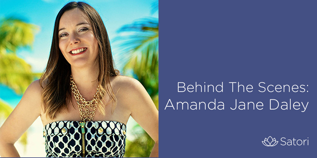 Behind The Scenes: Amanda Jane Daley