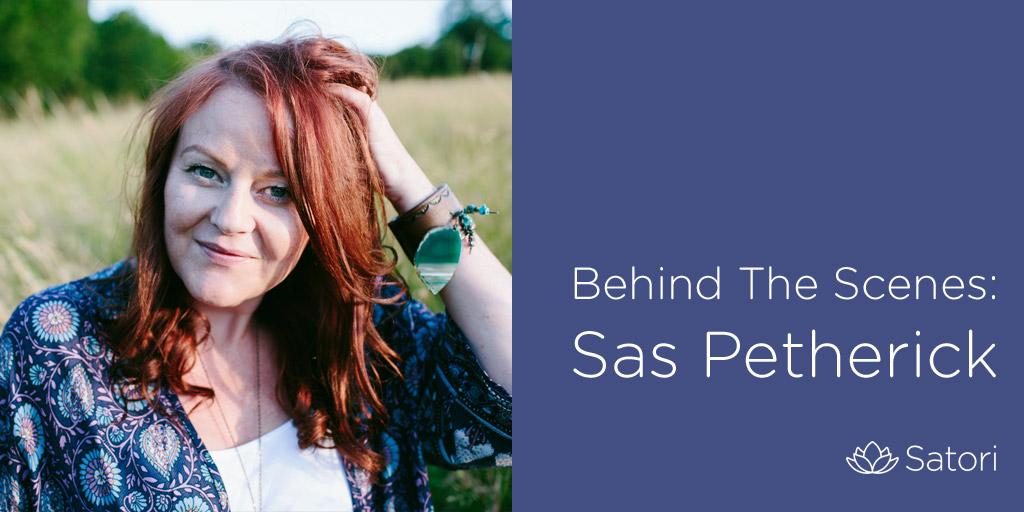 Behnd The Scenes: Sas Petherick